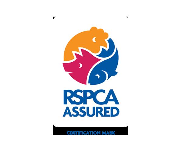 RSPCA Assured certification mark